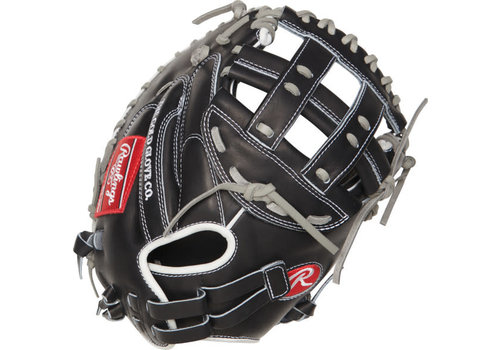 """Rawlings Heart of the Hide 33"""" Catcher's Fastpitch Mitt"""