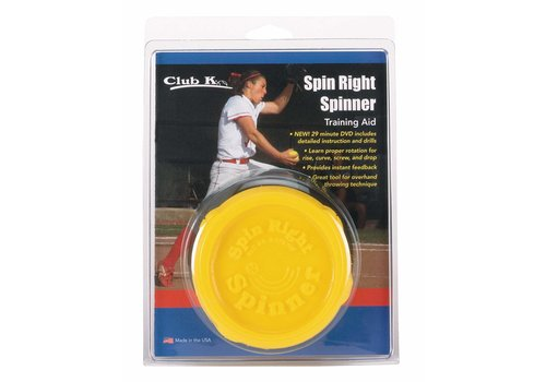 Club K Spin Right Spinner Training Aid
