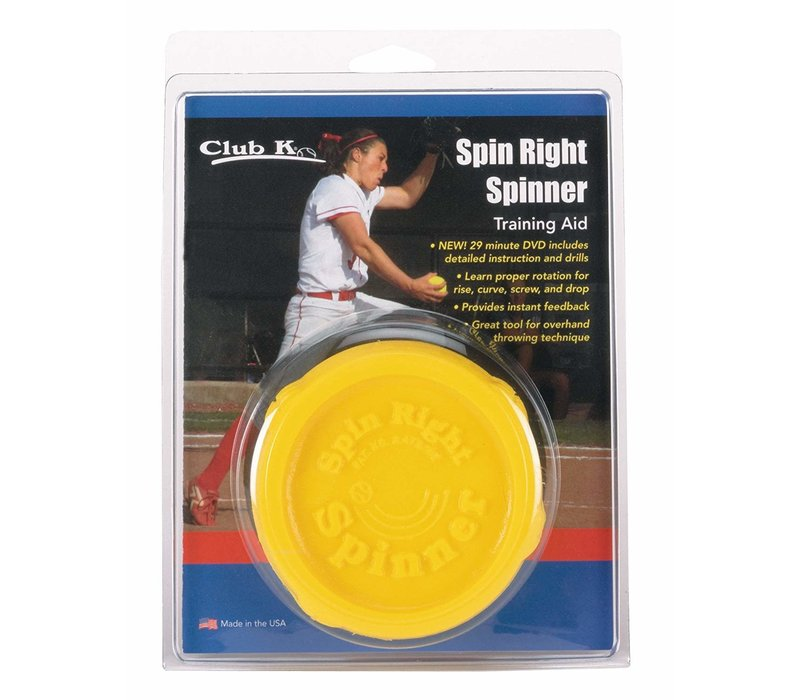 Spin Right Spinner Training Aid