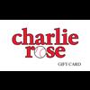 Charlie Rose Baseball Gift Card