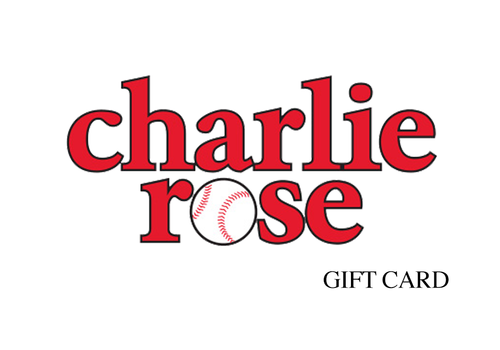 Charlie Rose Baseball Gift Card