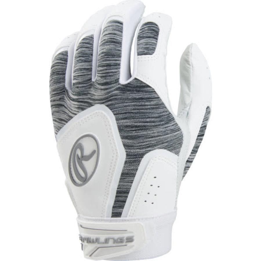 Rawlings Women's Storm Fastpitch Batting Gloves