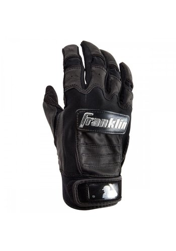 Youth CFX Pro: Full Color Chrome Series Batting Gloves YM