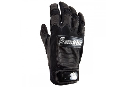 Franklin Youth CFX Pro: Full Color Chrome Series Batting Gloves