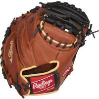 "Rawlings Sandlot 33"" Youth Catcher's Baseball Mitt"
