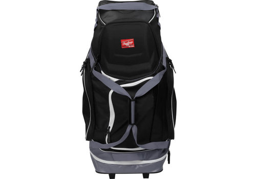 Rawlings R1502 Wheeled Catcher's Bag