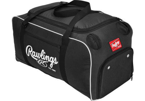 Rawlings Covert Duffle Bag Black