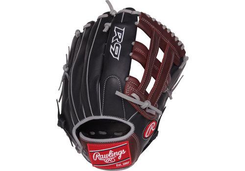 "Rawlings R9 Series 12.75"" Youth Baseball Glove"