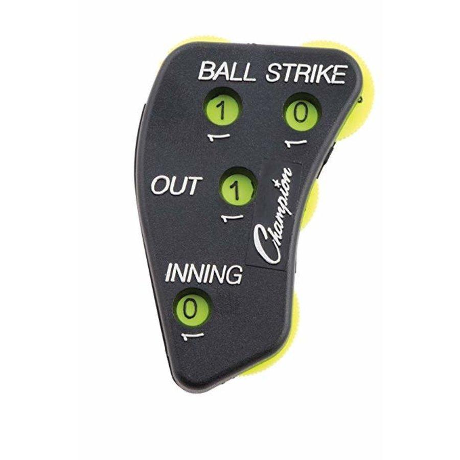 Champion 4 Wheel Umpire Indicator