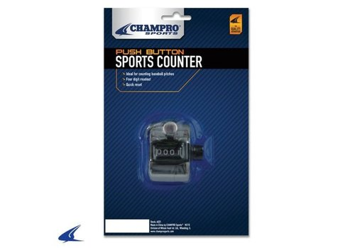Champro Push Button Sports Counter