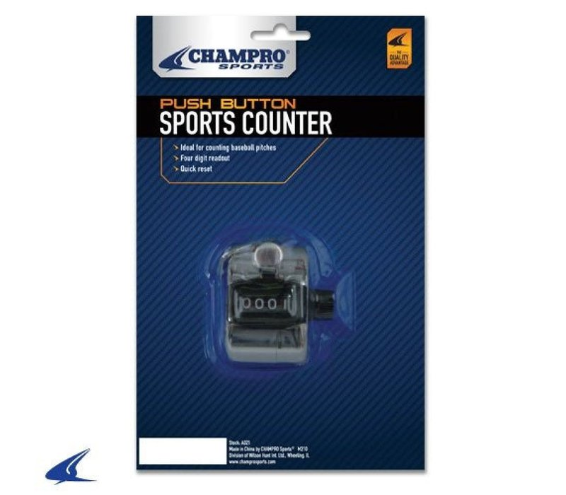 Push Button Sports Counter
