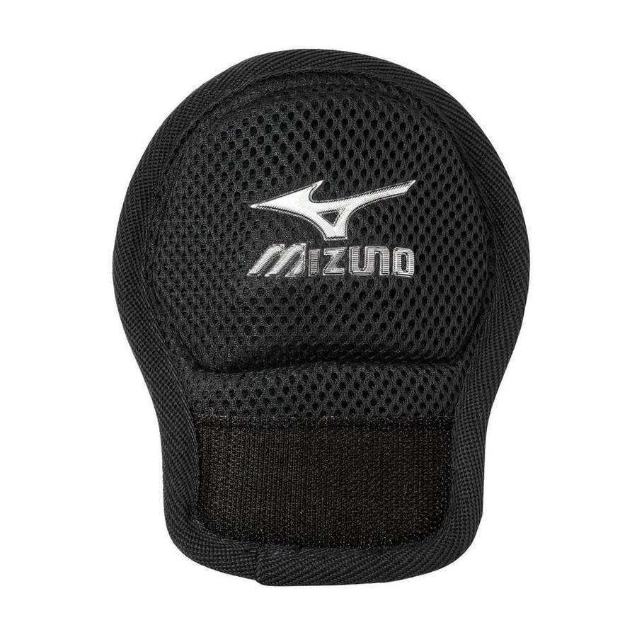 Mizuno Batter's Hand Guard - OSFA Black