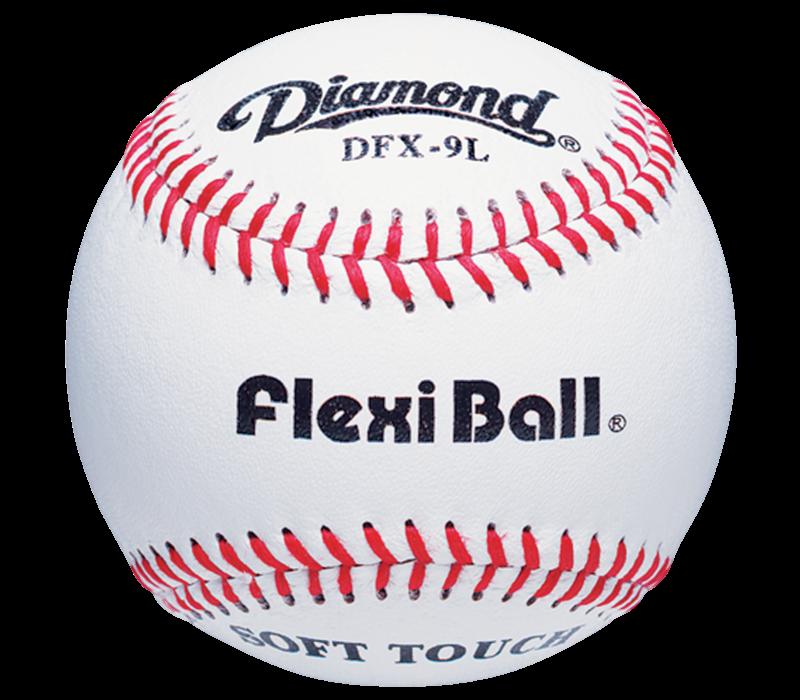 DFX-9L Baseballs - 1 Dozen