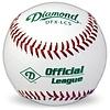 Diamond Diamond DFX-LC5 Baseballs - 1 Dozen