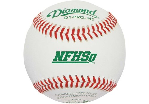 D1-PRO HS NFHS Baseballs - 1 Dozen