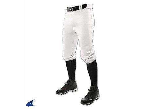 Champro Sports Youth Triple Crown Knickers Solid Baseball Pants