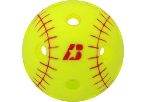 Baden Training Softball Wiffle Balls - 1 Dozen