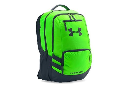 Under Armour Hustle 2 Backpack - Neon Green