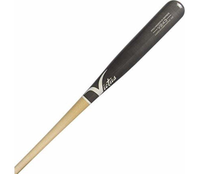 V243 Natural/Gray Pro Reserve Wood Baseball Bat