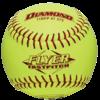 Diamond Diamond Flyer Fastpitch Softball (Dozen)