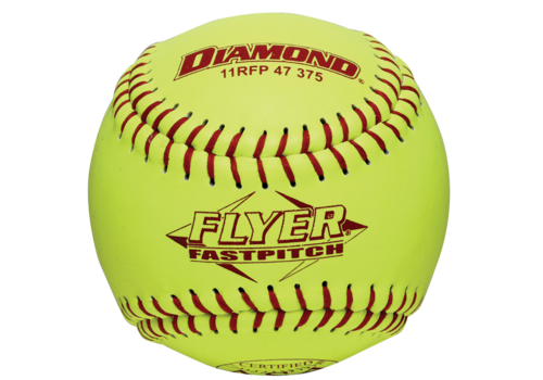 Diamond Flyer Fastpitch Softball (Dozen)