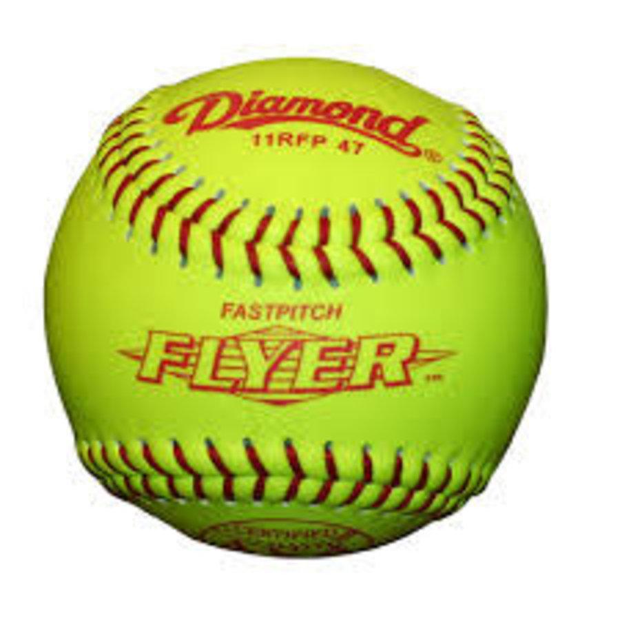 Diamond Flyer Fastpitch Softball (Dozen)