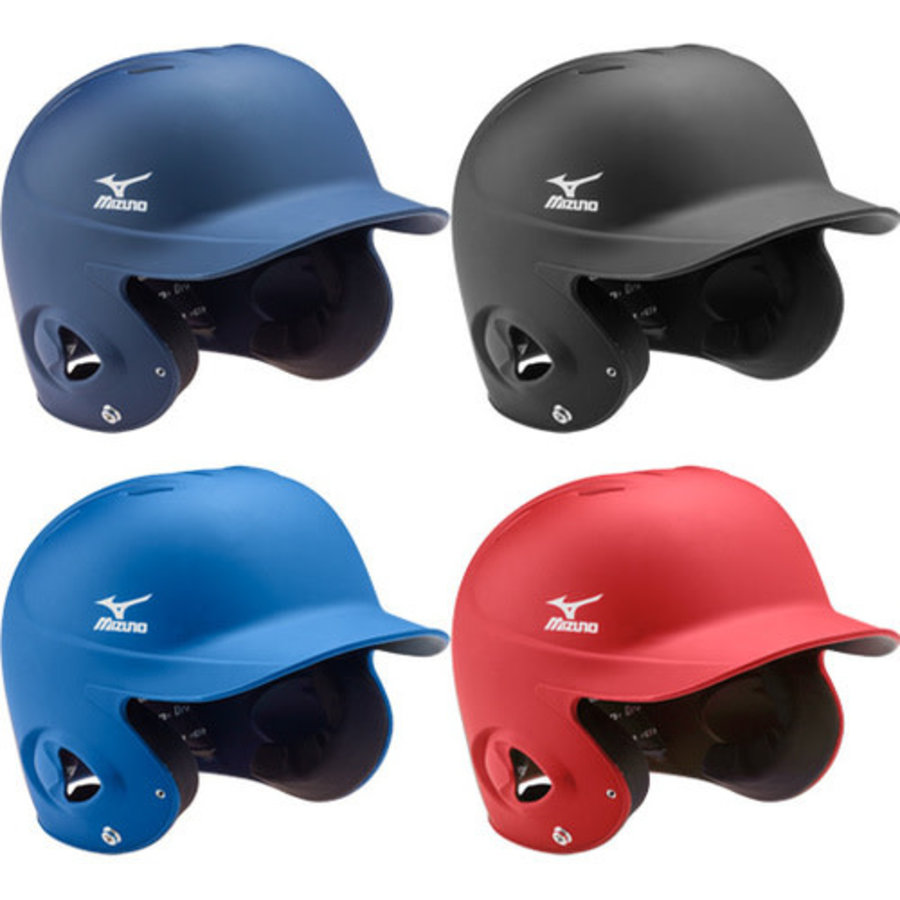 Mizuno MVP G2 Fitted Batting Helmet