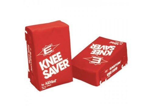 Easton Knee Savers - (Red) LG