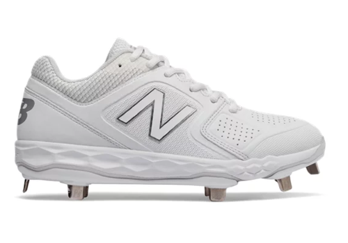Women's Fresh Foam Velo1 Metal Fastpitch Cleats