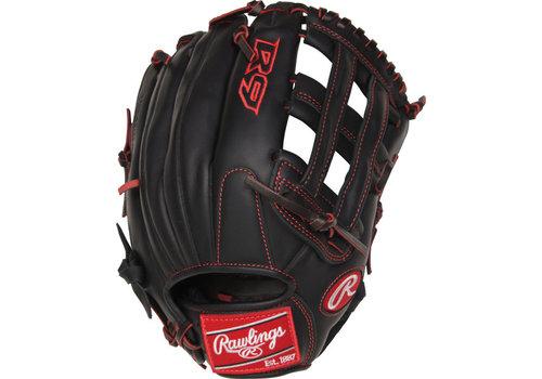 "Rawlings R9 Series 12"" Youth Utility Baseball Glove"