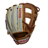"Wilson Wilson 2019 A2000 DP15 11.75"" Dustin Pedroia GM Infield Baseball Glove"