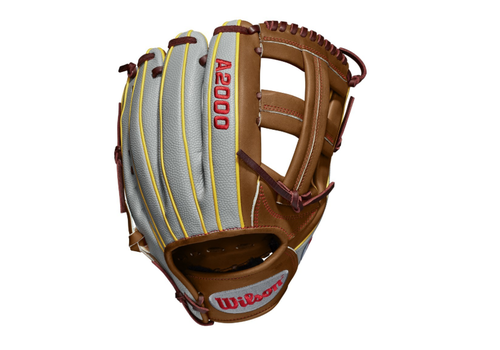 "Wilson 2019 A2000 DP15 11.75"" Dustin Pedroia GM Infield Baseball Glove"