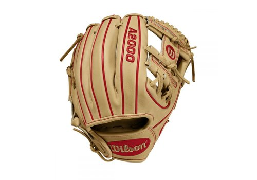 """Wilson A2000 DP15 11.5"""" Infield Baseball Glove"""