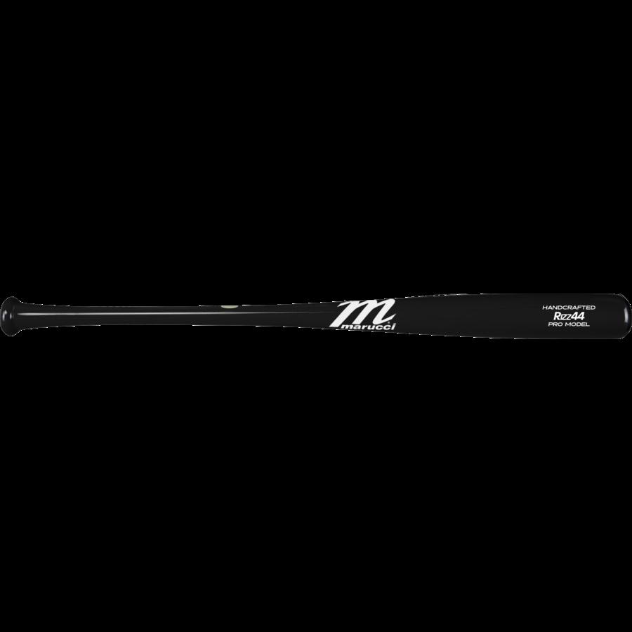 Marucci Rizz44 Pro Model Black Wood Bat