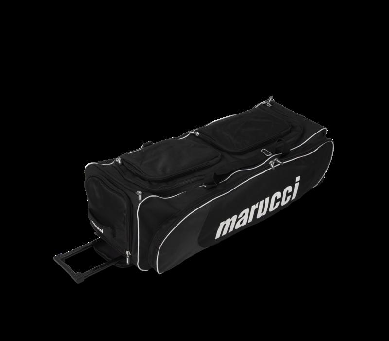 Wheeled Gear Bag Black