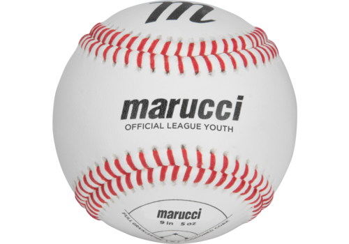 Marucci Youth Official League Game Baseball - Dozen