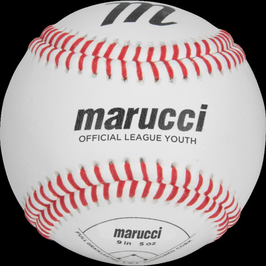 Marucci Youth Official League Game Baseball - Dozen