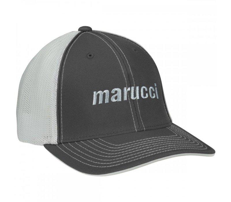 Marucci Logo Trucker Snapback Hat