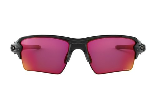 Oakley Flak 2.0 XL Prizm Field Polished Black Sunglasses