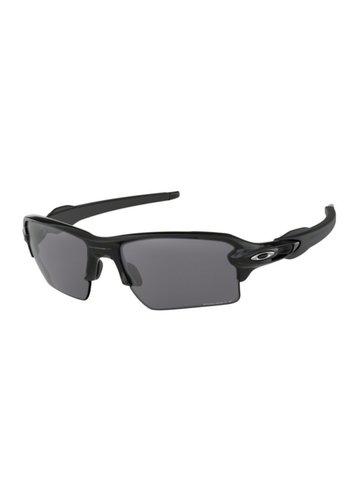 Oakley Flak 2.0 Prizm Field Polished Black Lens Sunglasses