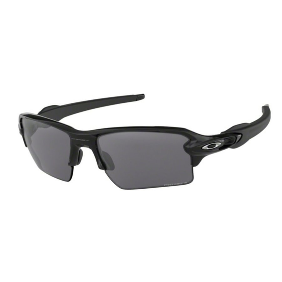 Oakley Flak 2.0 Prizm Field Polished Black Lens Sunglasses