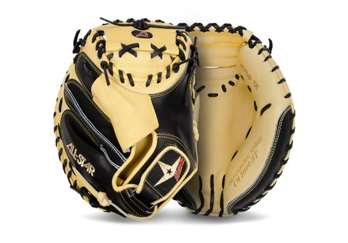 "All-Star Pro Elite Catchers Mitt - 32"" (B+T)"