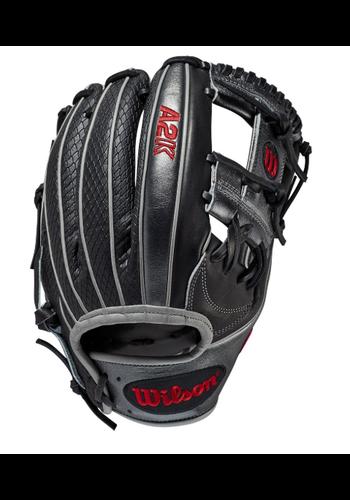 """Wilson Custom A2K 1787 11.75"""" Infield Baseball Glove - December 2019 GOTM"""
