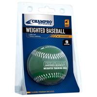 Weighted Training Baseballs