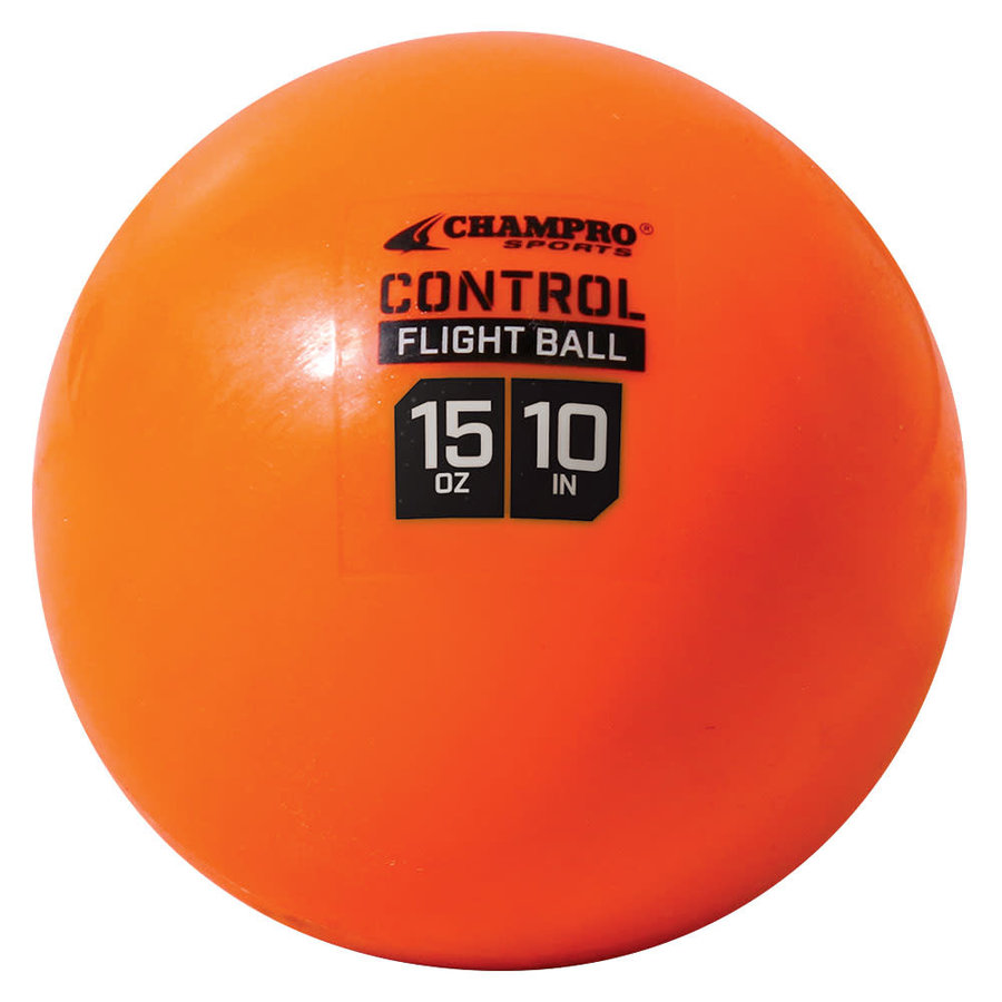 "Champro 10"" Control Flight Weighted Ball (4pk)"