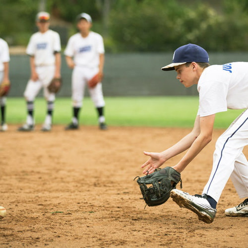 Teaching Fielding Skills