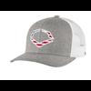 Evoshield Evoshield USA Snapback Trucker Hat - Heather Grey