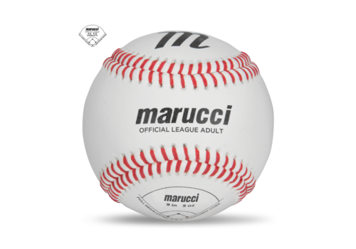 Marucci Adult Official Game League Baseballs