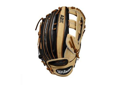 "Wilson A2K 1799 12.75"" Outfield Baseball Glove"