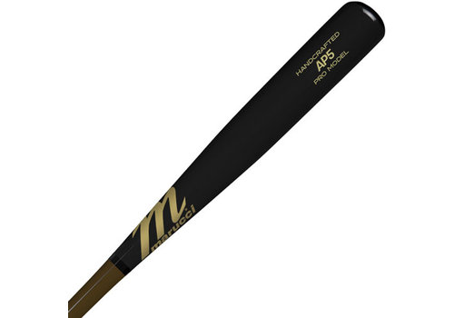 Marucci AP5 Pro Model Brown/Black Wood Bat